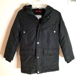 Michael Kors Black Winter Coat Size 8 Womens